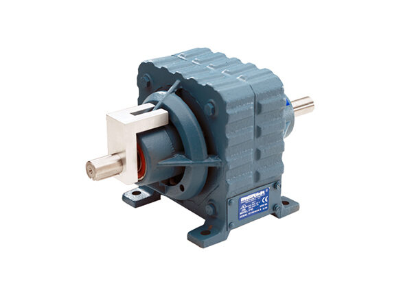 magpowr foot mounted magnetic particle brakes