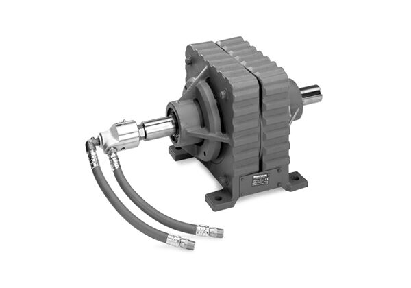 Magpowr foot mounted magnetic particle clutch