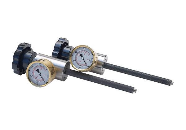 Pressure Monitoring Hydra Jacks