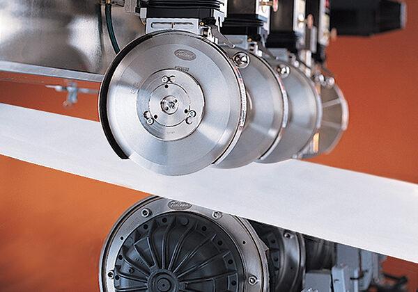 Tidland ESP – electronic slitter positioning system