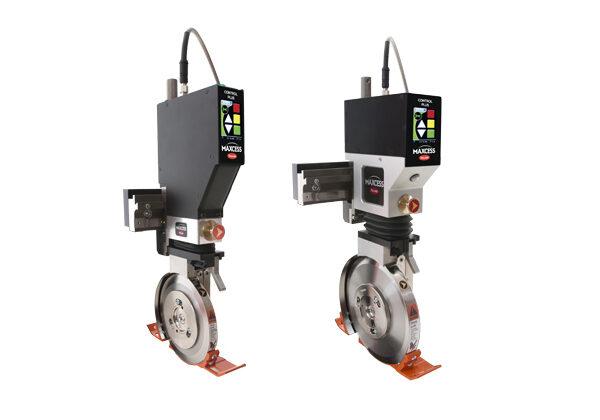 Tidland control series electronic knifeholders
